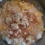Blumenkohl-Kartoffel-Püree
