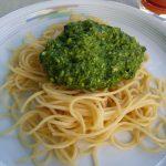 Pesto mal anders – Rezeptidee mit Babyspinat