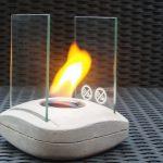 Feuerschale Square von Hecht International – romantisches Licht für drinnen und draußen #sponsoredPost *kann Spuren von Werbung enthalten*