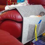 Sofa-Butler Carry – Ordnung beim Stricken