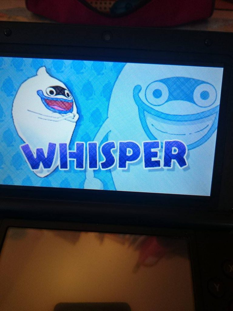 Yo-Kai Whatch Whisper