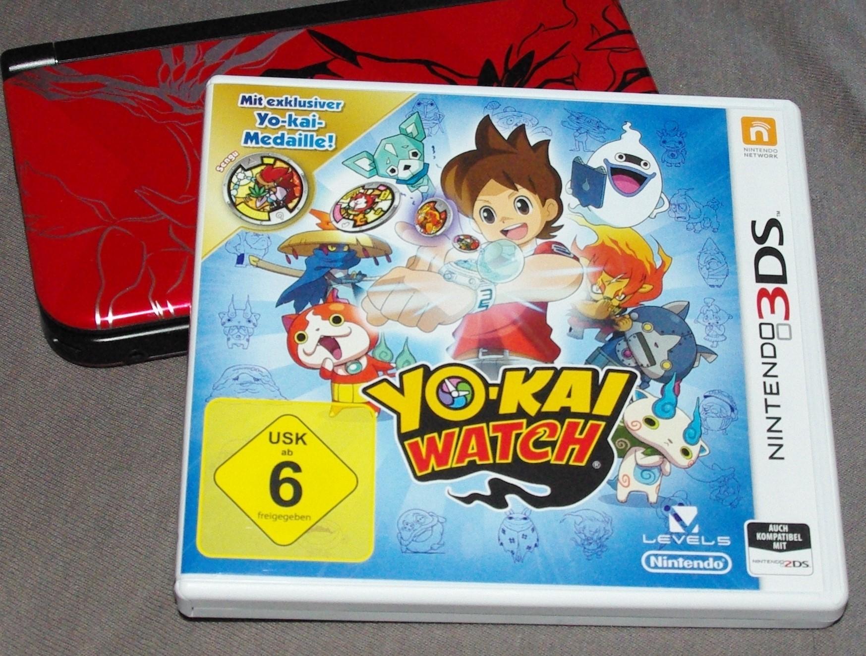Nintendo YoKai