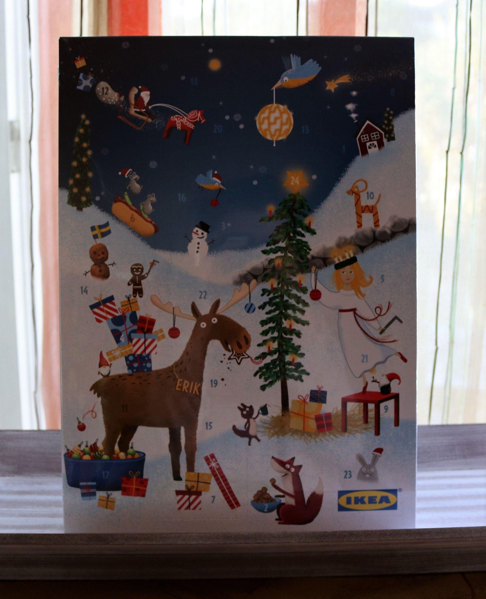 ikea wohnzimmer gewinnspiel : Gewinnspiel Ikea Adventskalender Pidufo S Welt
